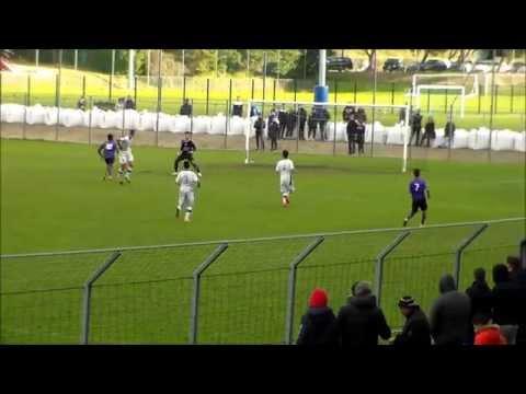 Valentin LIENARD FC Istres OP U17 Nationaux / SC Bastia