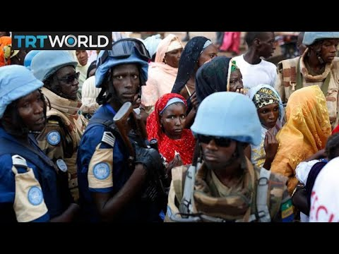 Central African Republic Violence: Protesters say UN peacekeepers killed 17 people