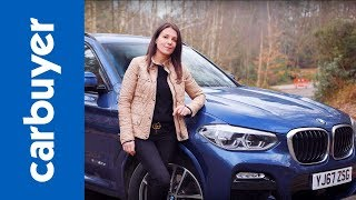 BMW X3 SUV 2018 in-depth review - Carbuyer