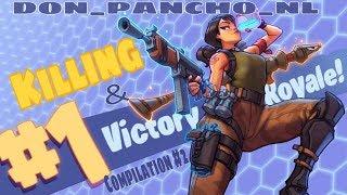 Fortnite Killing & Winning Compilation #2