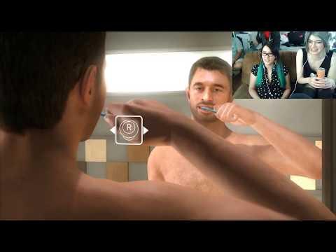 SuperHouse Streams Presents: A Blind Heavy Rain Playthrough: Daddy Simulator Episode 1