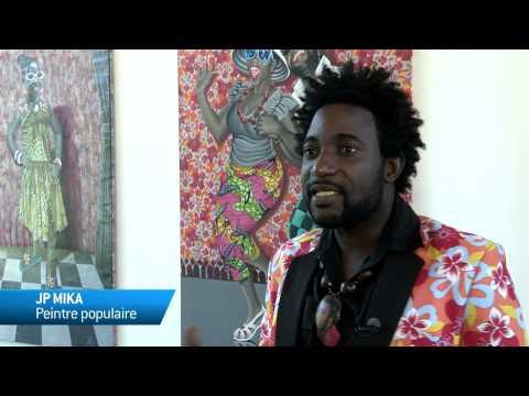 """TV5MONDE : Exposition """"Beauté Congo - Congo Kitoko"""""""