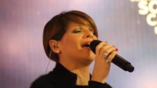 Alessandra Amoroso - Sul Ciglio Senza Far Rumore (Live @ C.C. La Cartiera - Pompei)