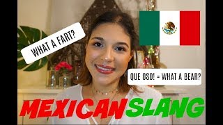 Mexican Slang Lessons: HOW TO SPEAK LIKE A MEXICAN!