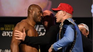 UFC 245: Usman vs Covington - Preview