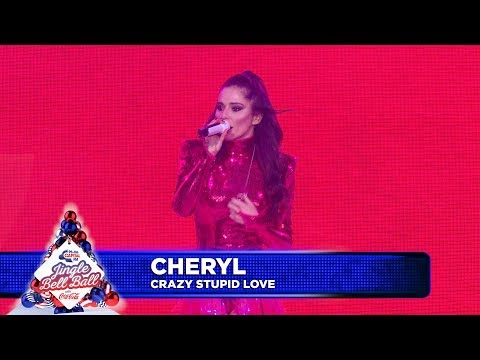 Cheryl - 'Crazy Stupid Love' (Live at Capital's Jingle Bell Ball)
