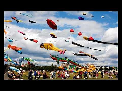 Tourism  - Kite Festival  - International Kite Festival Ahmedabad  in Gujarat