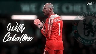 Willy Caballero ► Chelsea - Best Saves 2018 - Amazing Saves Show - HD