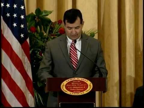 Mr. Tim Ghaemi Rep. Iranian American Communities - Anniversary of April 8 Massacre at Ashraf
