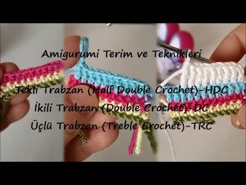AMIGURUMI FLO - BLO - EKSILTME - ARTIRMA TEKNİKLERİ - YouTube | 360x480