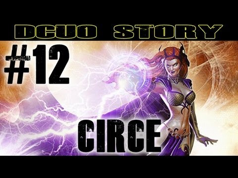 DC Universe - STORY - Circe Mission