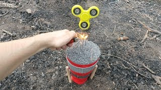 FIDGET SPINNER OVER 1000 SPARKLERS!