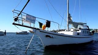 36 Timber Sloop Cutter