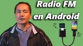 Radio FM en Android | Activar en Teléfonos móviles | Trucos | Samsung Galaxy