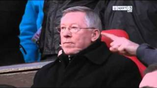 Manchester United 1-0 Liverpool FA Cup (9th of January 2011)
