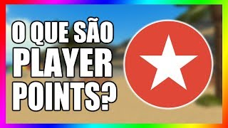 WHAT ARE THE POINTS FOR (PLAYER POINTS)? -ROBLOX