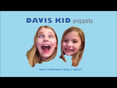 Kid Snippets 2016 - What Christmas Is Really About - YouTube