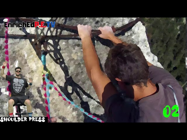 Digital A.P.E.: SEATED! S2E2 Adventure - Rock Climb
