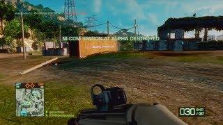 Battlefield: bad company 2 - live commentary - rush - valparaiso (bfbc2 online multiplayer gameplay)