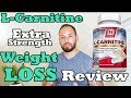 L-Carnitine Weight Loss Supplement Diet  Review