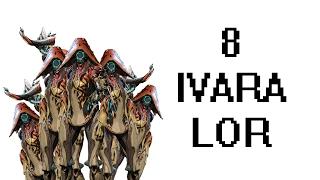 Warframe: 8 IVARA RAID