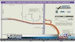 Closure of Valencia Road near Kolb starts Monday
