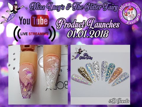 Product Launch 01.01.18 🌟🌟Live 🌟🌟