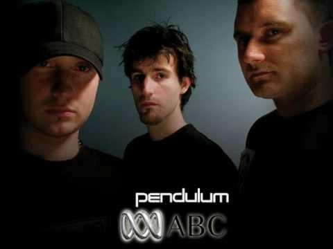 ABC Theme  Pendulum Remix 3 min track with fade out proper ABC logo