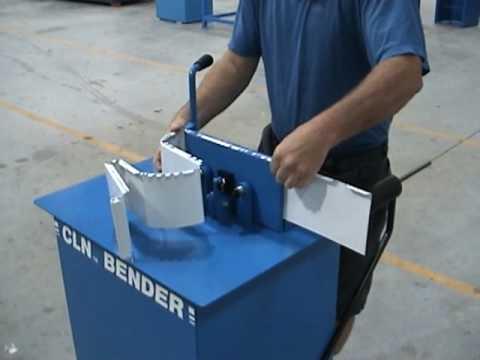 cln channel letter machine