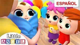 ¡Bienvenido Nuevo Hermanito y 4 Canciones de la Familia! | Little Angel Español