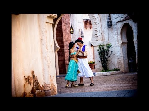 Epcot's best Restaurant Morocco Marrakesh belly dancing henna princess jasmine