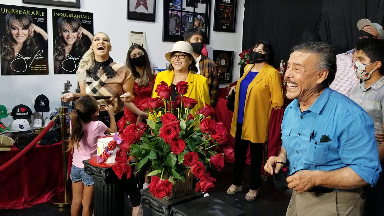 "Celebrando el cumpleaños de ""Jenni Rivera"" 2020"