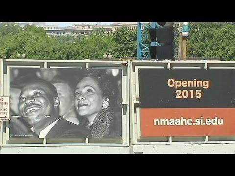 Washington : le musée national de la culture et de l'histoire afro américaine en chantier - le mag