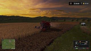 ИГРА Farming Simulator 17 КООПЕРАТИВ ВЕСНА ЛЕТО