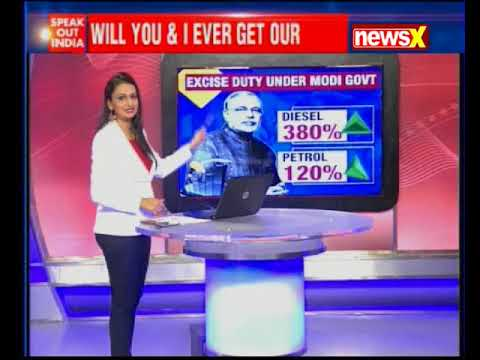 Speak out  India: Petrol, diesel prices skyrocket — Time to have a relook on tax slab?