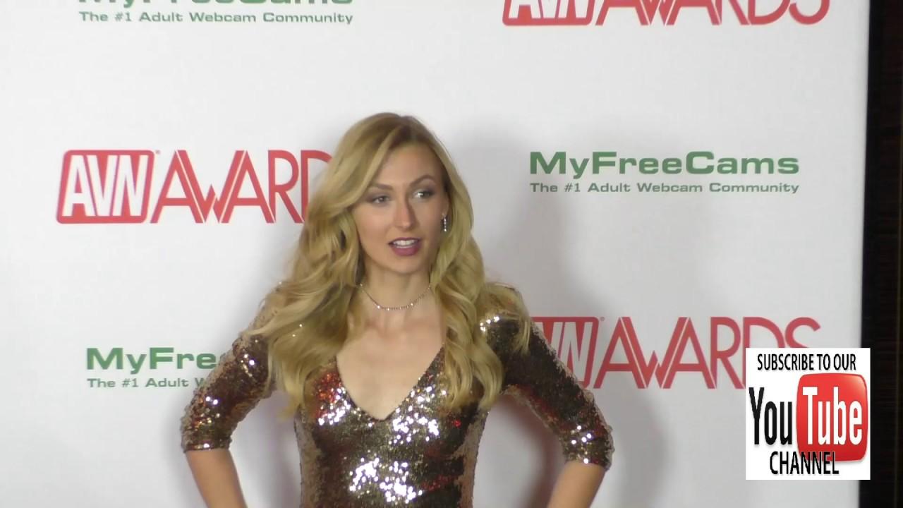 Alexa Grace at the 2017 AVN Awards Nomination Party at