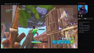 Getting fortnite dubs stream snipe me