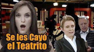 El Montaje de Televisa con Frida Sofía
