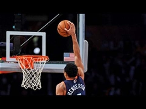 Gerald Henderson Insanity! Soaring Over Dwight Howard for the Throwdown.