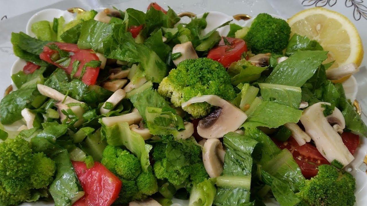 Картинки по запросу Вкуснейший салат из БРОККОЛИ!!!