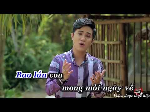 [Karaoke] Xuân Này Con Về Mẹ Ở Đâu - Khưu Huy Vũ