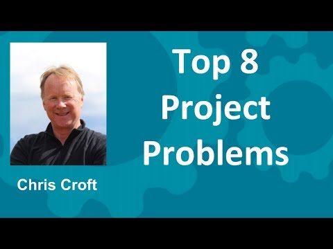 Projects - The Top 8 Problems - And Solutions To Them