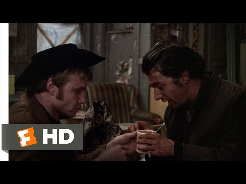 Midnight Cowboy (8/11) Movie CLIP - Ratso's Dying Wish (1969) HD