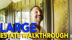 Large Estate Walkthrough | In The Life 95