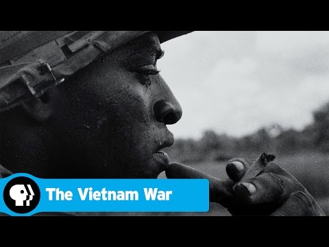 THE VIETNAM WAR   Look  PBS