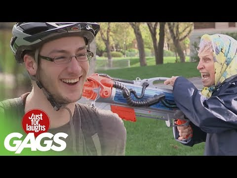 Back to School Pranks -  Best of Just For Laughs Gags