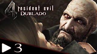 RESIDENT EVIL 4 -DUBLADO EM PORTUGUÊS- #3 Mesmo Sangue?! (Versão Graficamente Melhorada) PC GAMEPLAY