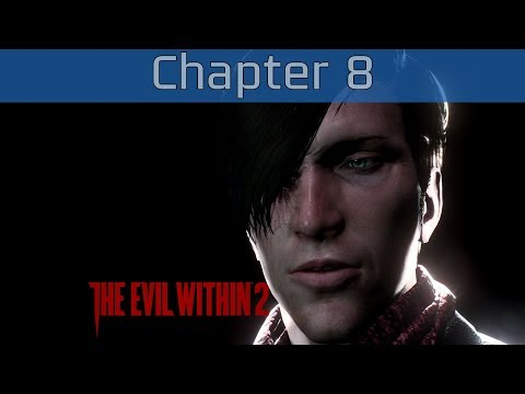 The Evil Within 2 - Chapter 8: Premiere Walkthrough [HD 1080P/60FPS]