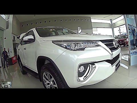 2016, 2017 Toyota Fortuner Video interior, exterior - YouTube