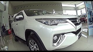 2016, 2017 Toyota Fortuner Video interior, exterior